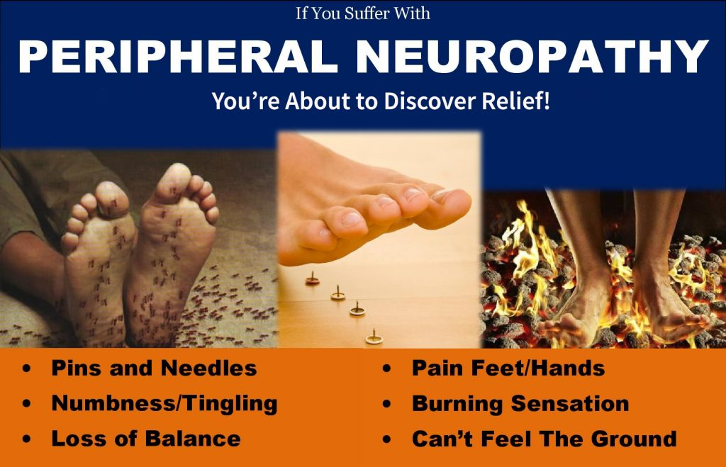 signs of neuropathy