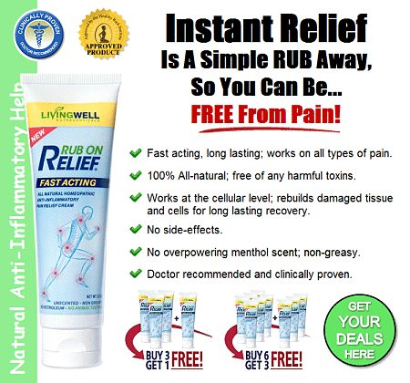 homeopathic remedy for pain