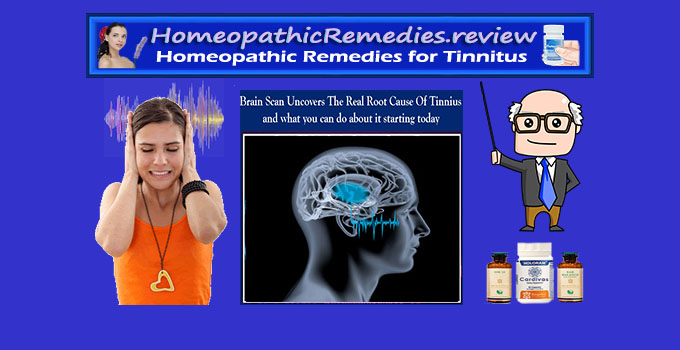 homeopathic remedy for tinnitus